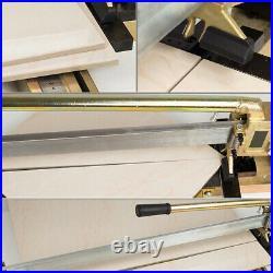 106cm Manual Tile Cutting Machine Laser Guide Ceramic Porcelain Hand Cutter