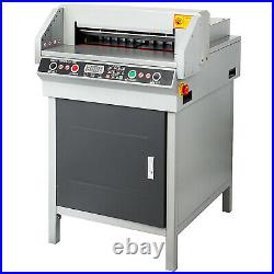 18 Guillotine Cutting Machine Electric Stack Paper Cutter power-off protection