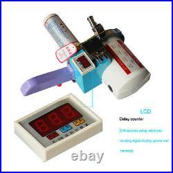 1pc electronic broken roll knife cutter Cheb/fabric cutting machine single head
