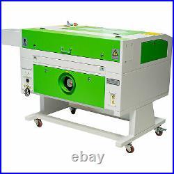 20 x 28 RECI 90W CO2 Laser Engraver Cutter Engraving Machine Ruida Controll