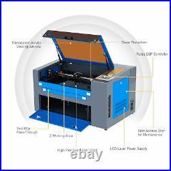 2021 50W 20x12 CO2 Laser Engraver Cutter Engraving Cutting Machine Ruida DSP