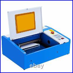 2021 CO2 Laser Engraver Cutter 40W 12x8 Cutting Engraving Marking Machine