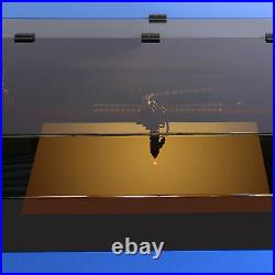 2021 CO2 Laser Engraver Cutter 60W 28x20 70x50cm Engraving Cutting Machine