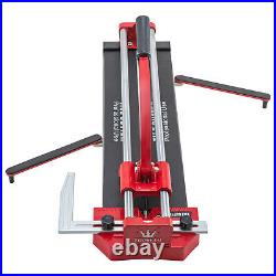31 Manual Tile Cutter Cutting Machine 800mm Durable Heavy Duty Adjustable