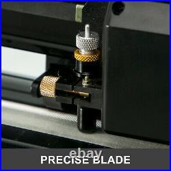 34 Vinyl Cutter Plotter Cutting Machine withSoftware + Supplies USB Port Craft