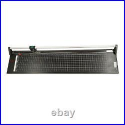 36Rotary Paper Cutter Portable Trimmer Manual Guillotine Paper Cutting Machine