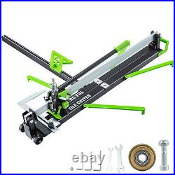 39 Manual Tile Cutter Laser Guide Cutting Machine For Large Tile Adjustable