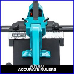 40 Manual Tile Cutter Cutting Machine 1000mm For Large Tile 2.4-6 Thickness