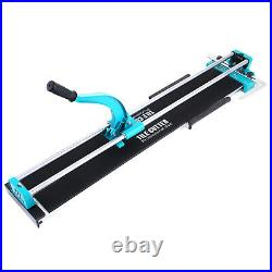 40 Manual Tile Cutter Cutting Machine Durable Adjustable Laser Guide