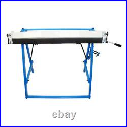 40 x 20 Gauge Bender & Cutter Machine Sheet Metal Cutting Bending