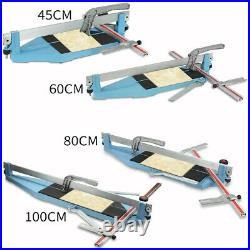 45/60/80/100cm Keramik Cutting Machine Fliesenschneider Manual Tile Cutter