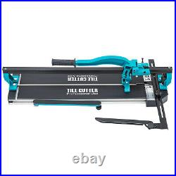 47 Manual Tile Cutter Cutting Machine 1200mm Adjustable Hand Tool Heavy Duty