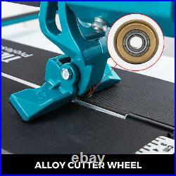 47 Manual Tile Cutter Cutting Machine 1200mm For Large Tile Porcelain Steel