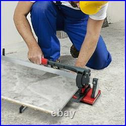 48 Manual Tile Cutter Ceramic Porcelain Machine Handheld Circular Saw Tool DIY