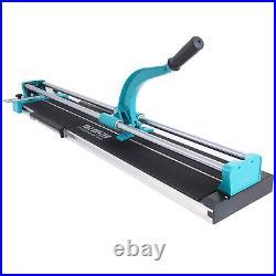 48in Manual Tile Cutter Cutting Machine Steel Industrial Heavy Duty