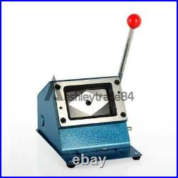 54x86mm PVC Business ID Card Manual Cutter Name Credit Card Cutter Machine