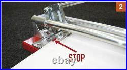 600MM Manual Tile Cutter Ceramic Porcelain Floor Wall Cutting Machine Hand Tool