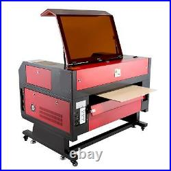 60W 28x20in CO2 Laser Engraver Cutter Cutting Engraving Machine Ruida Autofocus