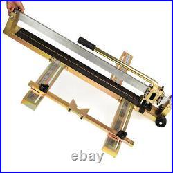 80cm Manual Tile Cutter diamond/Marble Tiles Floor Wall Cutting Machine Tool