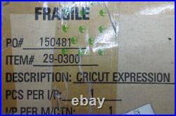 BRAND NEW Cricut Expression Provo Craft 24 Personal Electronic Cutter Machine