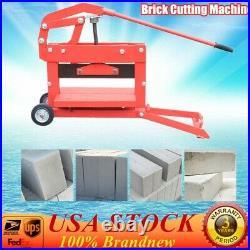 Block Splitter Landscaping Paving Tool Brick Cutting Machine Cutter US STOCK
