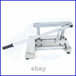 Bone Sawing Machine Frozen Meat Bone Cutter Food Sawing Cutting Manual Machine