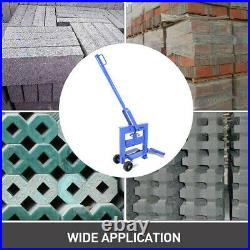 Brick Cutting Machine Block Splitter Landscaping Paving Tool Cutter Heavy Duty
