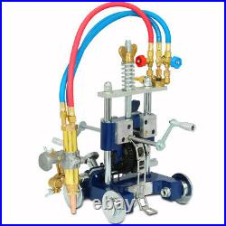 CG2-11Y Manual Pipe Cutting Beveling Machine Torch Track Chain Cutter Bevel