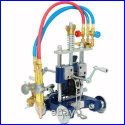 CG2-11Y Manual Pipe Cutting Beveling Machine Torch Track Chain Cutter Beveler
