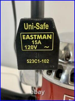Cardinal Eastman 548 4 Round Knife Cloth Cutting Machine 4 Cutter- FREE SHIP