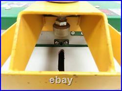 Castle TSM-21 Pocket Cutter Pocket Hole Machine Pneumatic Air 120V Foot Pedal