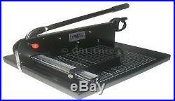 Come 9770ez 19 Guillotine Stack Paper Cutter Machine