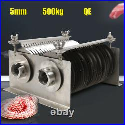 Commercial 5mm Blade For QE Cutting Machine Meat Processing Slicer Cutter US