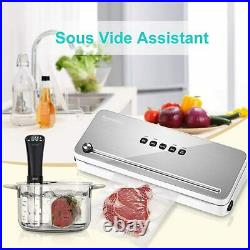 Commercial Food Saver Vacuum Sealer Seal A Meal Machine Foodsaver with FREE Bags