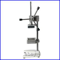 Commercial Manual French Fries Cutter Potato Chips Vegetables Cutting Machine