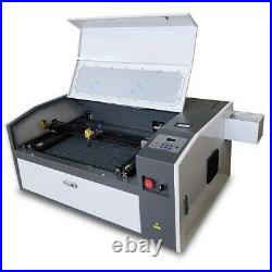 CorelDRAW Controller 60W Co2 Laser Engraver and Cutter Machine 300mm500mm