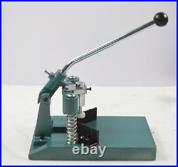 Corner Rounder Machine Punch Paper Cutter with Paperweight&R6, R10 Blades