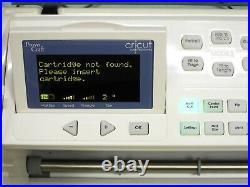Cricut Expression Provo Craft 24 Personal Electronic Cutter Machine CREX001