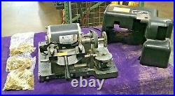 Curtis Key Machine Cutter 3100 Automatic NICE and Working Condition With Blanks