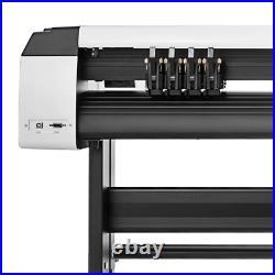 Cutting Plotter machine 1350mm Manual contour Cut Cutter Sign