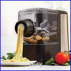 Emeril Lagasse Pasta & Beyond Pasta and Noodle Maker Machine Black DELUXE MODEL