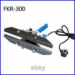 FKR400 Cutter Handheld Heat Sealer Manual Sealing Machine Aluminum Foil Bag Seal