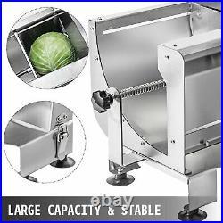 Fruit Vegetable Slicer Cutter 0.2-10mm Adjustable Slicer Machine Potato Desktop
