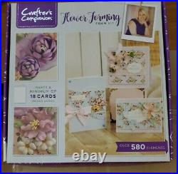 Gemini By Crafters Companion Multi Media Machine Cutter/Embosser + 2 extra kits