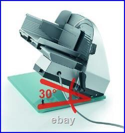 Graef Multi-Use Bread Slicer Machine M80 Master Bread Cutter Stainless Steel