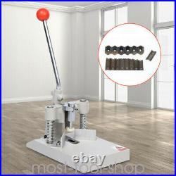 Heavy Duty Manual Angle Machine Corner Rounder Punch Cutter R3 R4 R6 R8 R10 R13