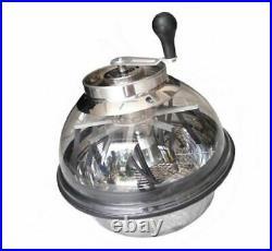 Hydroponics 24 Trimmer Bowl Leaf Spin Pro Tumble Bud Machine Cutter