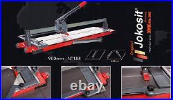 JOKOSIT Max Tile Cutter 90cm Profi-Cut Tile Cutting Machine Manual Spring Bed