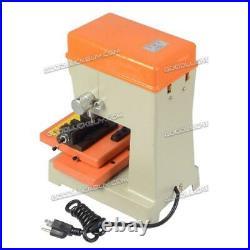 Key Duplicating Machine Manual Control Cutting With 3mm Cutter Locksmith 368A
