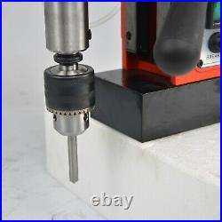 Magnetic Drill Press Cutter Set 10000N 1-1/3 HSS Cutter Kits Mag Drill Machine